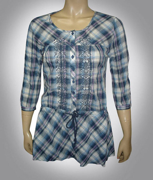 Blouses And Shirts For Ladies